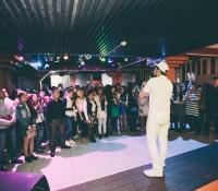 Концерт Jandro в Кызыле (респ. Тыва) 1 мая 2015