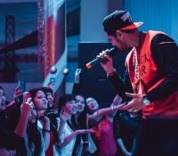 Концерт Jandro в Кызыле (Тува) 08.02.2014