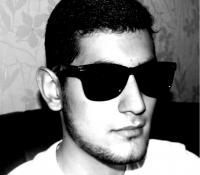 Jandro в очках